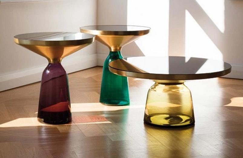 Bell coffee table Sebastian herkner 2012