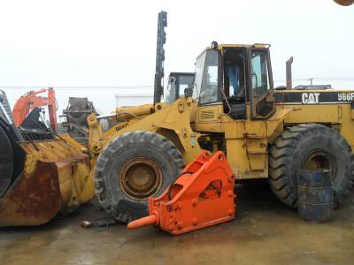 used caterpillar wheel loader 966F for sale