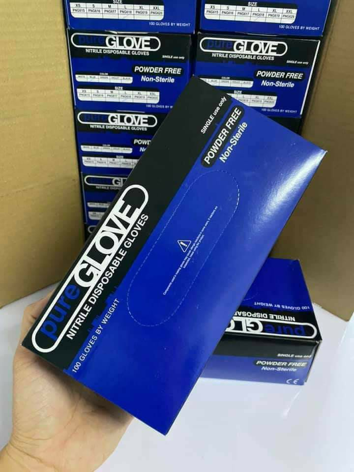 Supplier of Quality Nitrile gloves