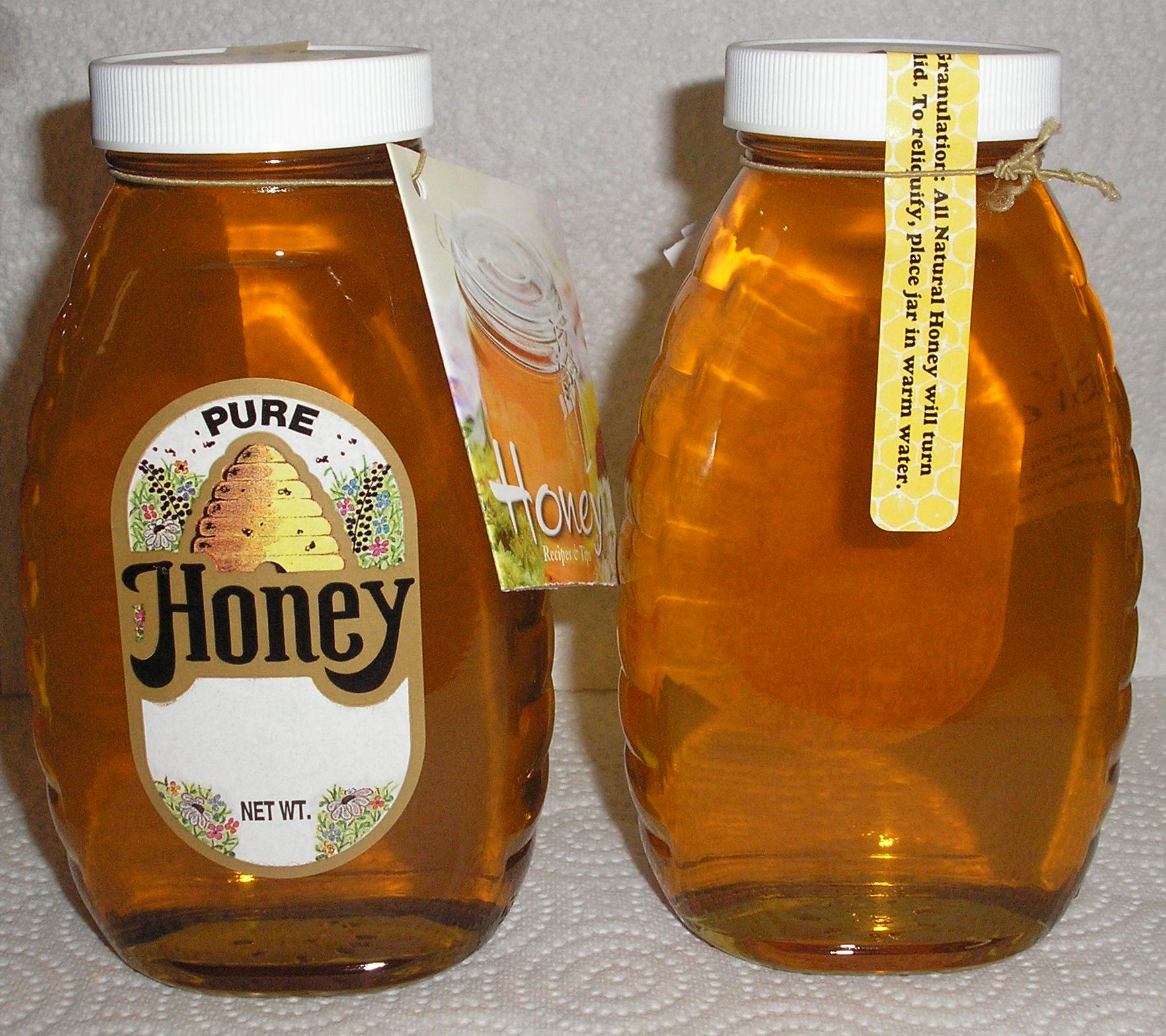 Raw Acacia Honey/ Natural Manuka Honey