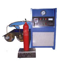 C02Fire Extinguisher Filling Machine