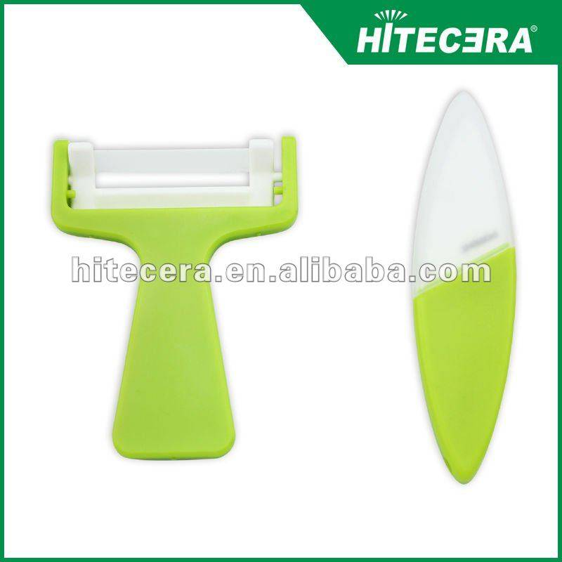 Gift items promotional Novelty items 1 usd cheap funny ceramic knife set