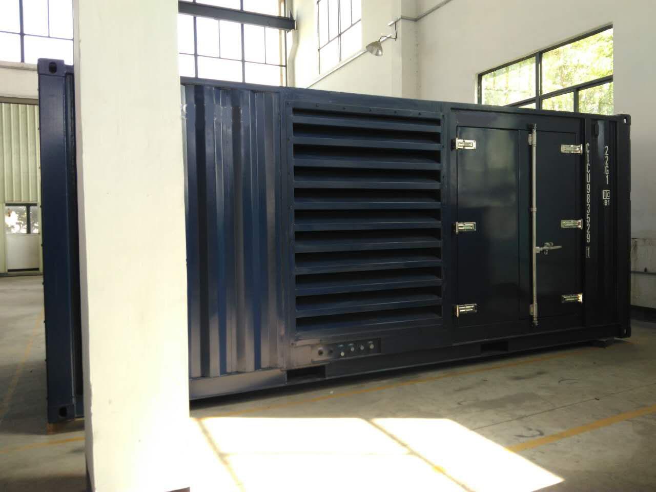 900KVA diesel generator set