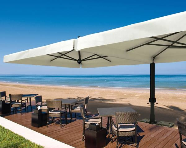 Cantilever Parasols - Strong Structure Patio Umbrellas