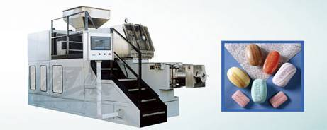 soap manufacturing machinery