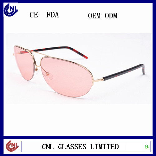 2017 new year glasses fashionable sport sunglasses with nylon lens