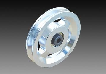 Competitive Alloy Gym Pulleys Offer