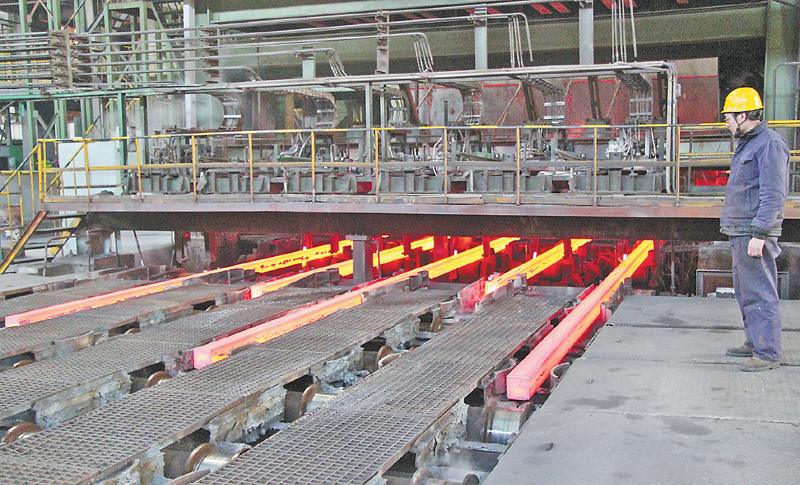 Second-Hand Steel Rolling high temperature electric heat treatment furnace