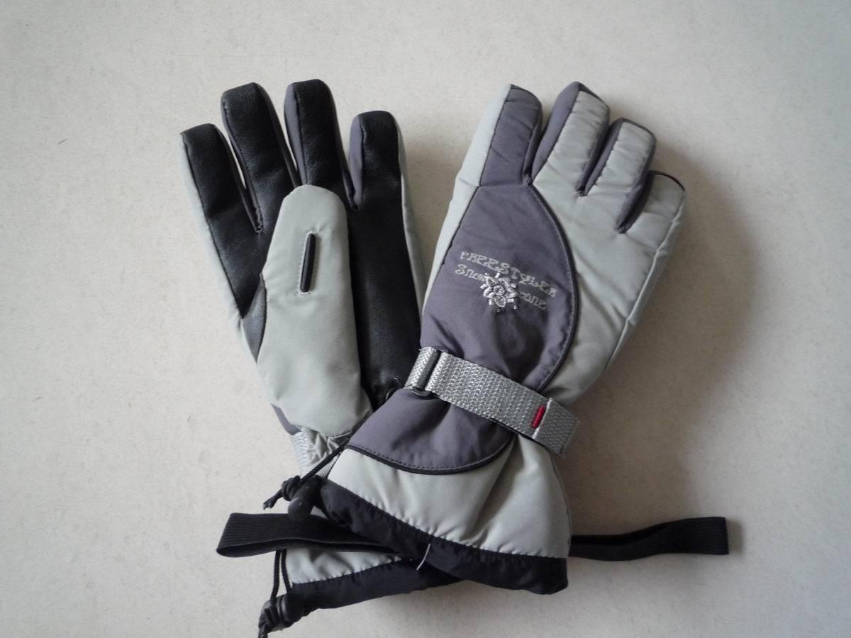 fashion ski glove