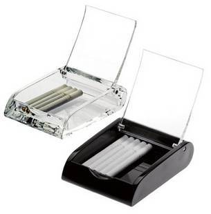 acrylic cigarette case