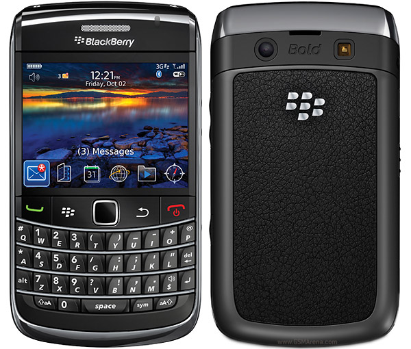 Refurbished Blackberry 9700