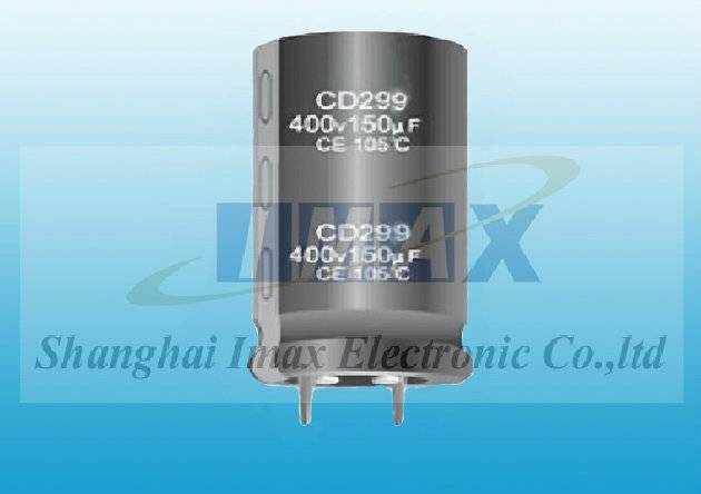 7000 Hours 105C Snap in aluminum electrolytic capacitor