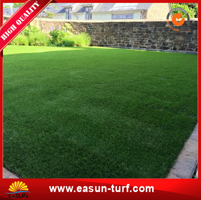 Popular U Shape Four Color Synthetic Artificial Turf Grass-MY