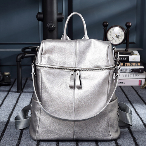 Leather Backpack PF6441