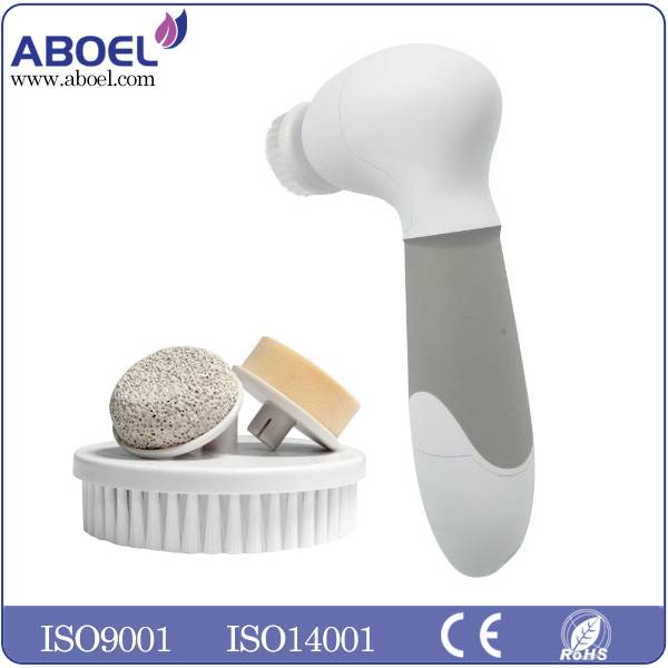 Water-resistant Skin Care Face Body Brush