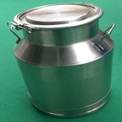 stainless steel drum 50L milk pot