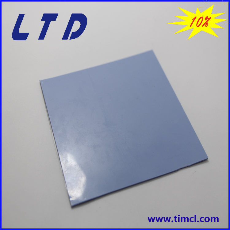thermal pad with fiber glase thermal conductive pad for CPU GPU PCB and phone laptap cooling pad