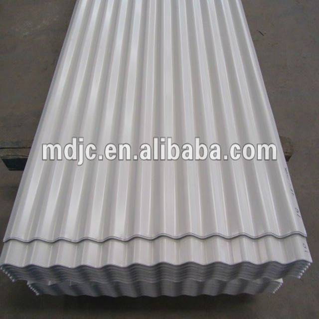 Corrugated Steel Coated Metal Roofing Sheet