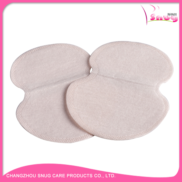 disposable underarm sweat pads
