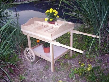 Planter Carts