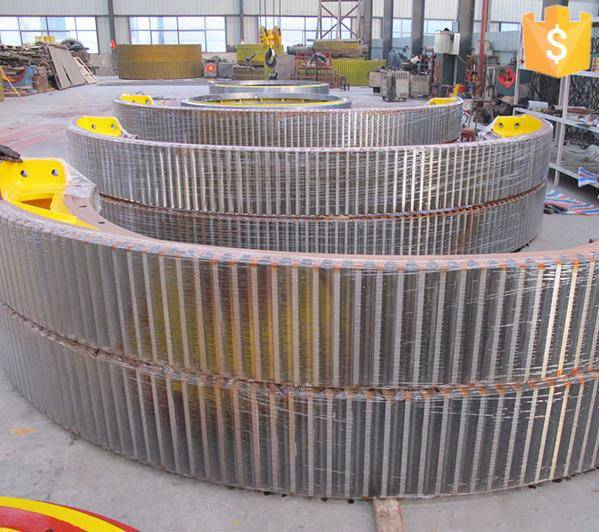 Large Casting Module girth gears