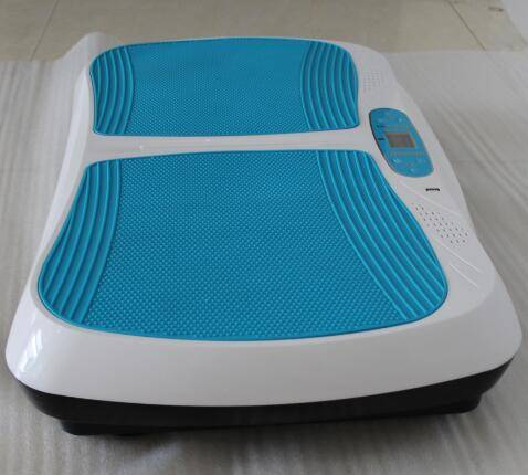 200W Crazy Fit Massage With MP3/Anion Functional Power Vibration Plate/Home use fitness products