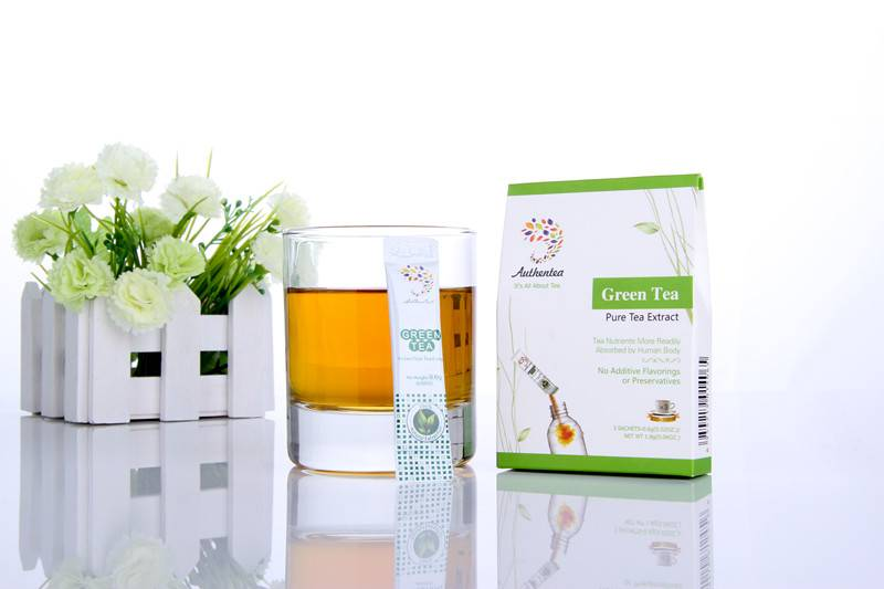Pure-nature Instant Green Tea Extarct