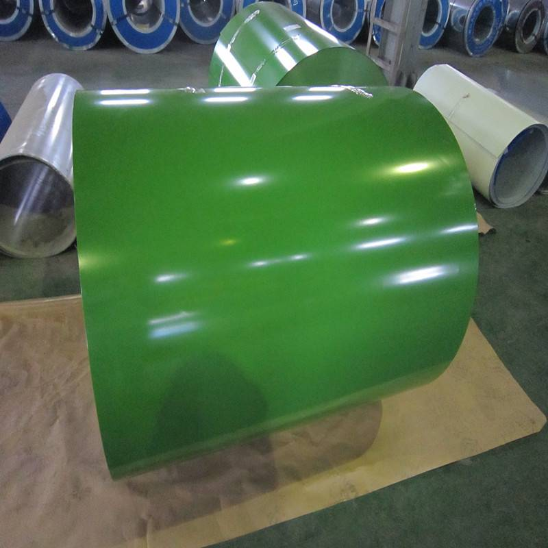 PPGI Prepainted galvanized color coated steel coils