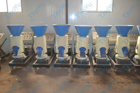 Animal feed & fuel Pellet making machine