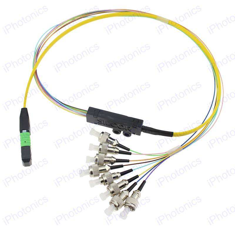MPO  MTP Harness Cable Assemblies fiber optic cable
