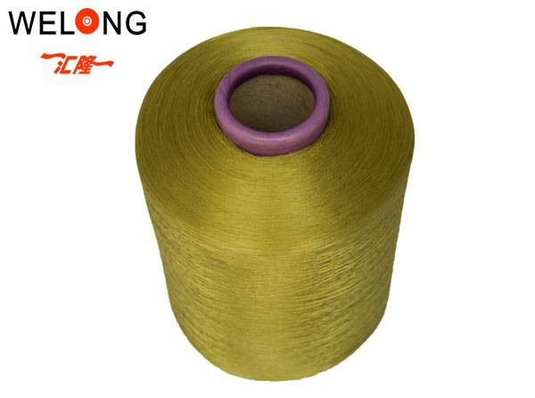 polyester textured yarn for carpet