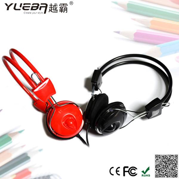 Cheap Wired Headphone For Promotion