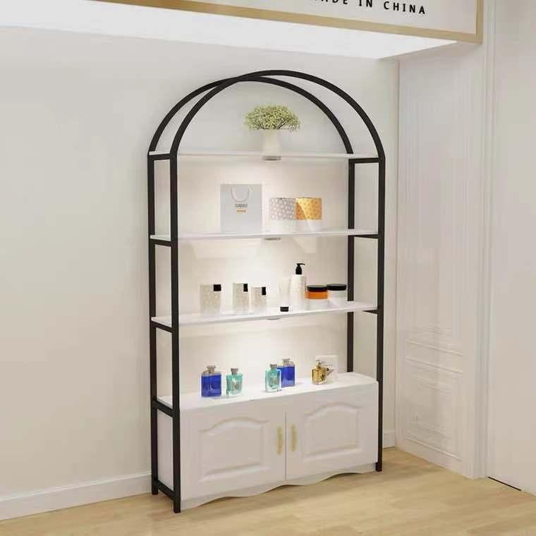 Beauty cosmetics product shelf display