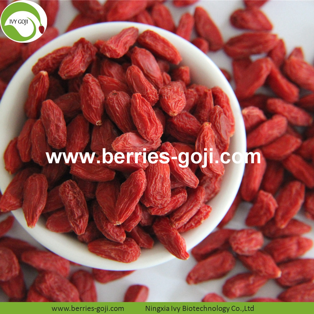 Top Grade Nutrition Dried Goji Berry Organic