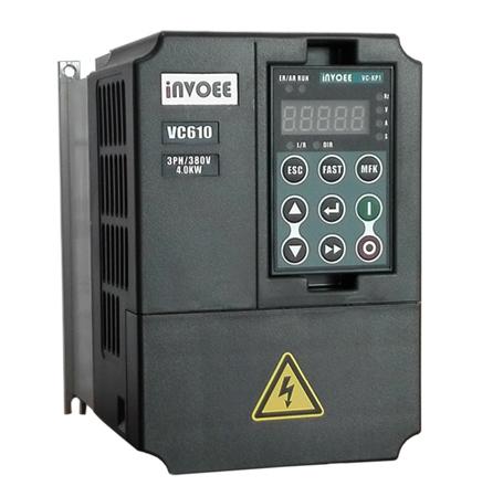 VC610 4.0kw Vector CNC Spindle VFD