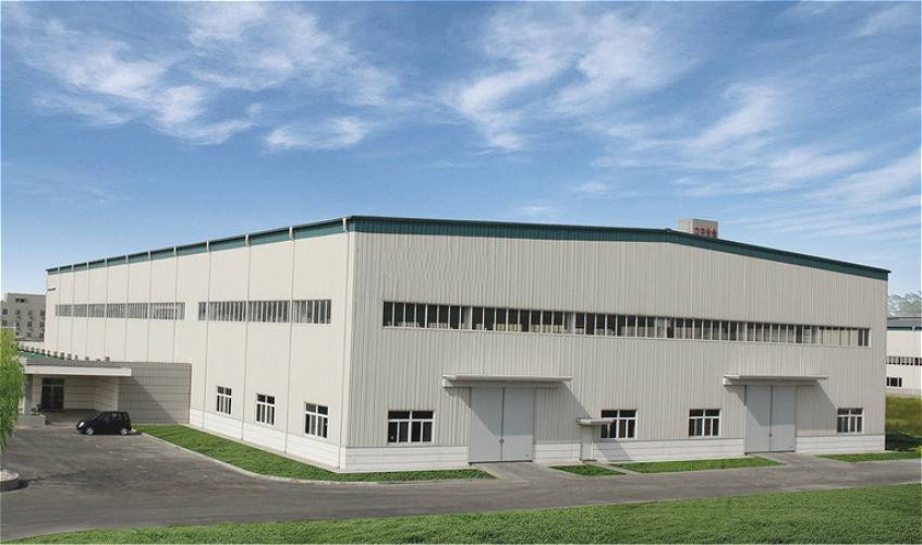 General Industrial Light Steel Structure Framework Factory