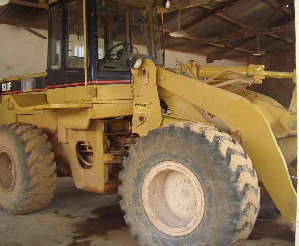 Hot selling  machine.CAT 936F,Used Wheel Loader 936F