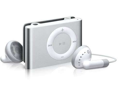 Apple IPOD Shuffle 1gb Second Generation