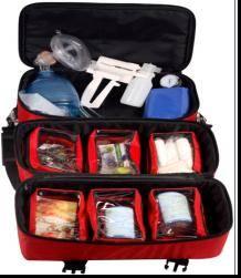 medical first aid bag