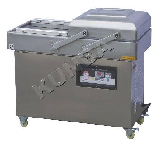 DZ-400/2SA double chamber vacuum sealing machine