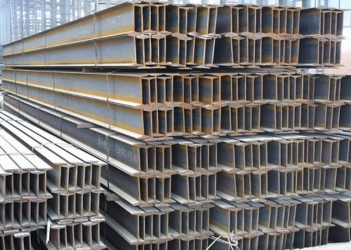 China mild steel I beam