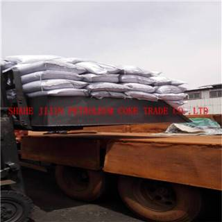 Steelmaking and casting used graphite petroleum coke/GPC