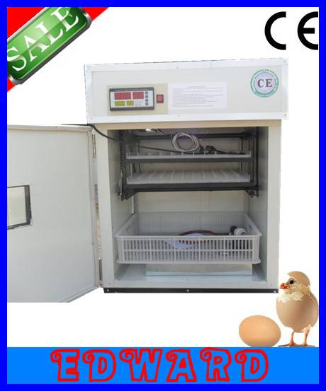 CE approved 100 Eggs automatic poultry egg incubator