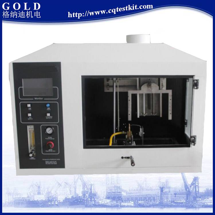 Building Material Combustibility Properties Testing Combustibility Tester