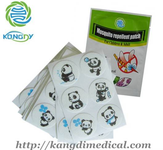 Kangdi OEM mosquito repellent patch with the highest quality you couldn't miss