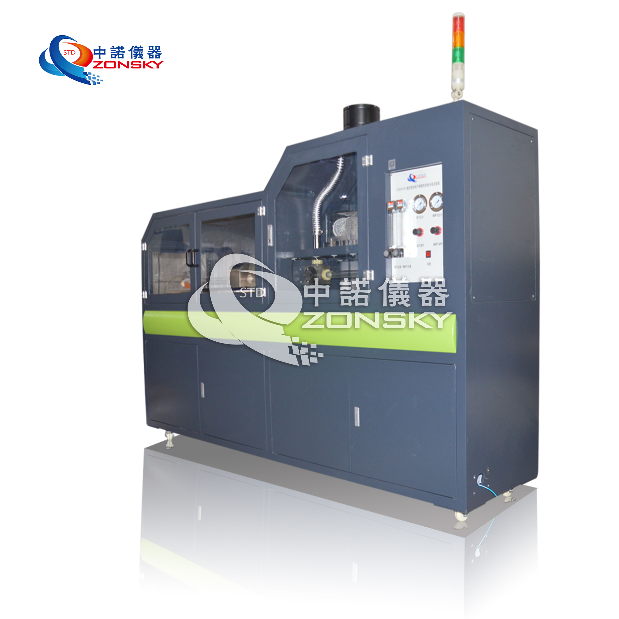 ISO 19700 Material Smoke Toxicity Hazard Classification Test Machine / Smoke Toxicity Test
