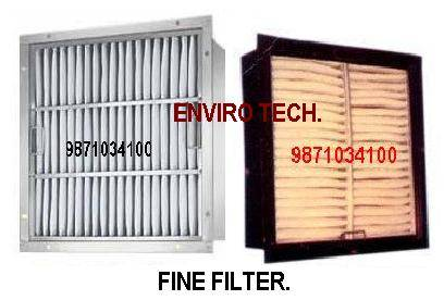 Fine Filter / Air Washer Filter