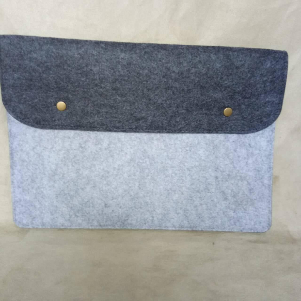 Fashion Ipad Bag with Felt Material