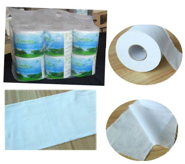 Recycled Toilet Roll tissue paper