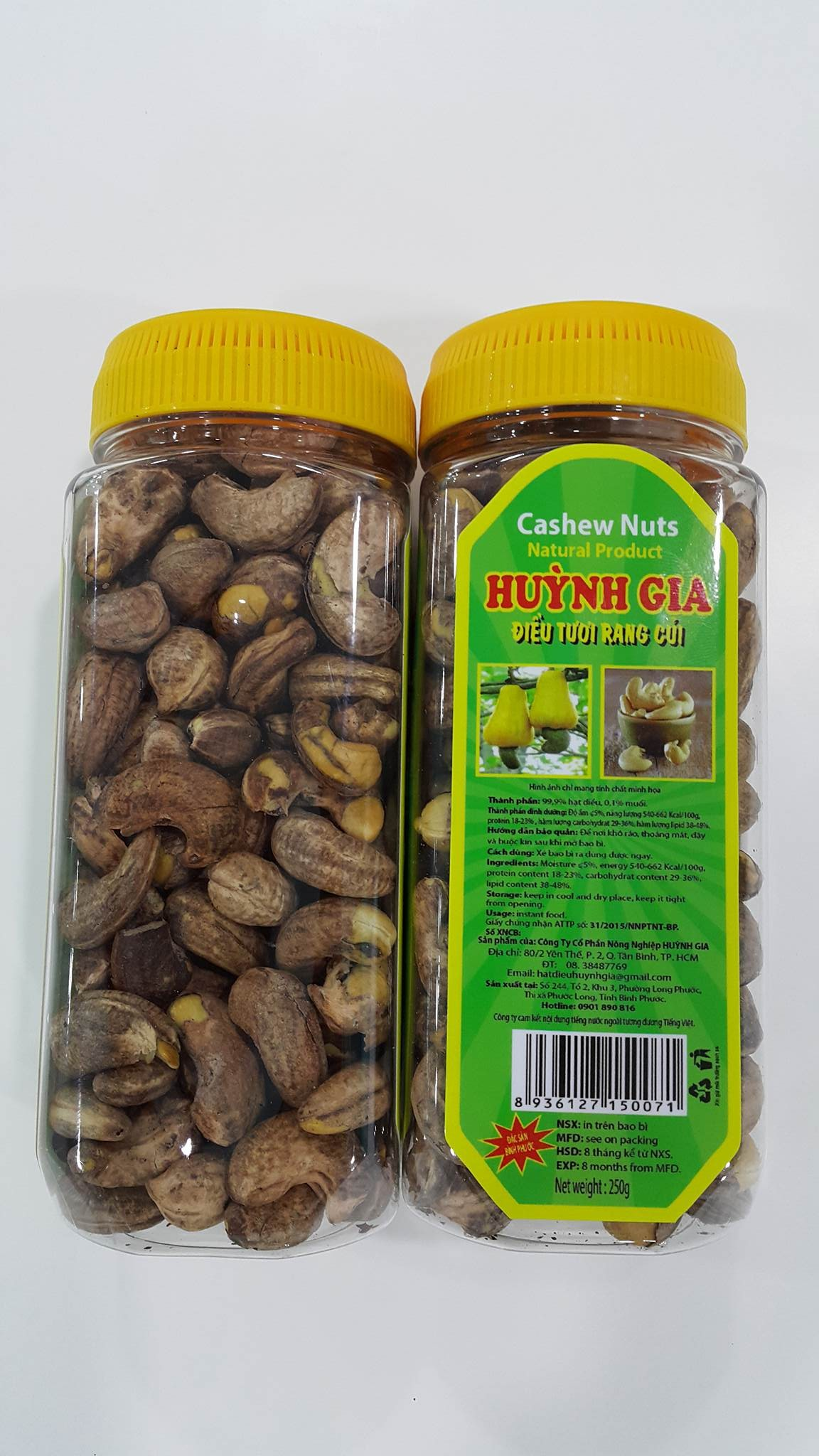 Salted Cashew Nuts Buy